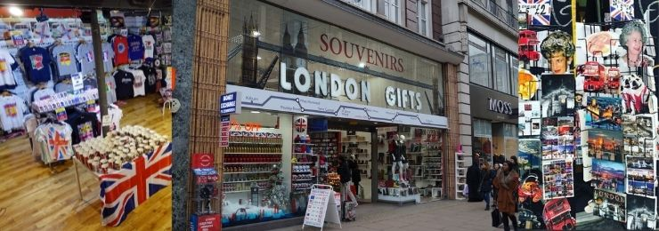 Souvenir Shop London