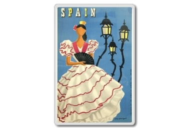 custom Spain Acrylic Fridge Magnet wholesale manufacturer and supplier in China