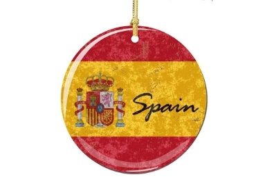custom Spain Christmas Ornament wholesale manufacturer and supplier in China