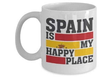 custom Spain Souvenir Mug wholesale manufacturer and supplier in China