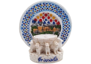 custom Spain Souvenir Statue Ornament wholesale manufacturer and supplier in China