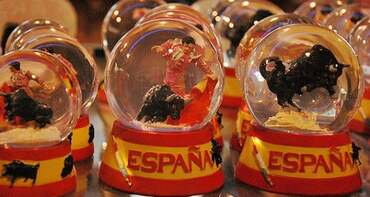 custom Spain Souvenir wholesale manufacturer and supplier in China