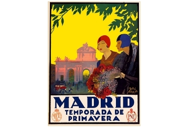 custom Spanish Vintage Souvenir Signs wholesale manufacturer and supplier in China