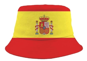custom Spanish souvenir bucket hat wholesale manufacturer and supplier in China