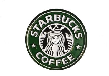 custom Starbucks Enamel Lapel Pin wholesale manufacturer and supplier in China