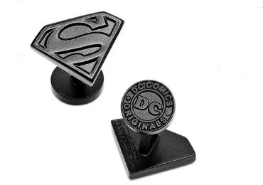 custom Superman Cufflinks wholesale manufacturer and supplier in China