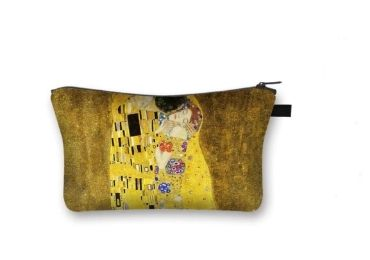 custom The Kiss Cosmetic Bag wholesale manufacturer and supplier in China