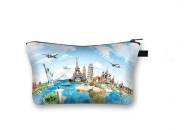 custom Tourist Cosmetic Bag wholesale manufacturer and supplier in China
