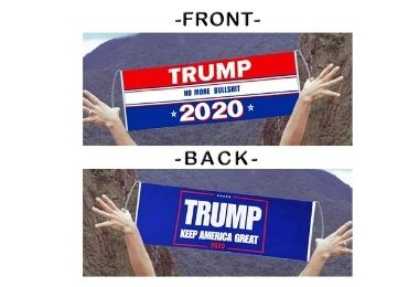 custom Trump Election Flag wholesale manufacturer and supplier in China