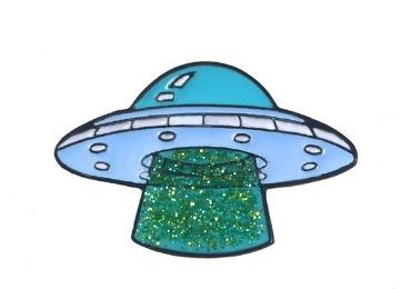 custom UFO Enamel Pin wholesale manufacturer and supplier in China