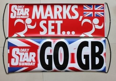custom UK Britain Sports Banner wholesale manufacturer and supplier in China