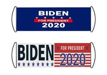 custom USA Biden Election Banner wholesale manufacturer and supplier in China