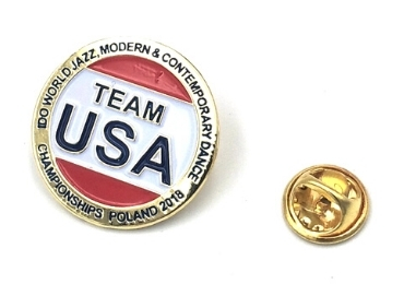 custom USA Enamel Pin wholesale manufacturer and supplier in China