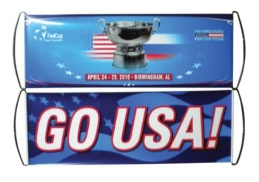 custom USA Mini Election Banner wholesale manufacturer and supplier in China