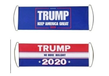 custom USA Trump Election Banner wholesale manufacturer and supplier in China