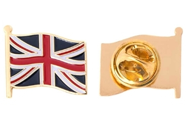 custom United Kingdom Souvenir Pin wholesale manufacturer and supplier in China