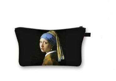 custom Vermeer Cosmetic Bag wholesale manufacturer and supplier in China