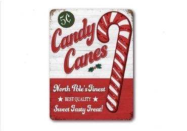 custom Vintage Christmas Signs wholesale manufacturer and supplier in China