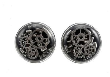 custom Watch Movement Cufflinks wholesale manufacturer and supplier in China