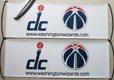 custom Wizards Basketball Banner wholesale manufacturer and supplier in China