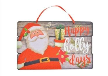 custom Wood Christmas Decor wholesale manufacturer and supplier in China