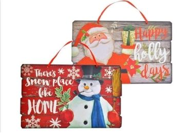 custom Xmas Sign Gifts wholesale manufacturer and supplier in China