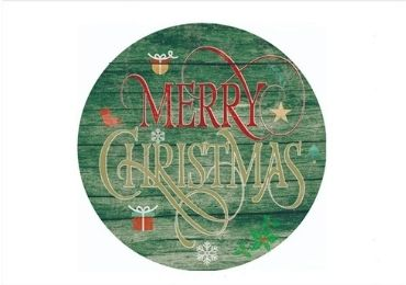 custom Xmas Tinplate Signs wholesale manufacturer and supplier in China