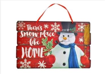 custom Xmas Wooden Signs wholesale manufacturer and supplier in China