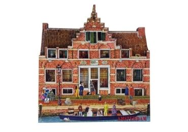 custom Amsterdam Souvenir Fridge Magnet wholesale manufacturer and supplier in China