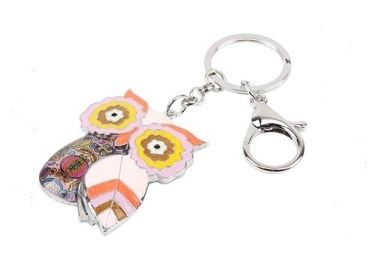 custom Austria Metal Souvenir Keyring wholesale manufacturer and supplier in China