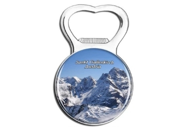 custom Austria Souvenir Bottle Opener wholesale manufacturer and supplier in China
