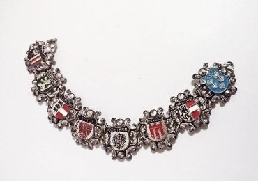 custom Austria Souvenir Bracelet Jewelry wholesale manufacturer and supplier in China