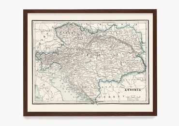 custom Austria Souvenir Photo Frame wholesale manufacturer and supplier in China