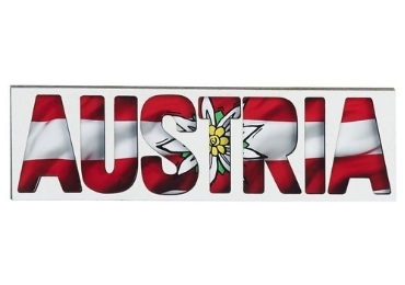 custom Austria Wooden Souvenir Magnet wholesale manufacturer and supplier in China