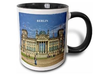 custom Berlin Souvenir Ceramic Mug wholesale manufacturer and supplier in China