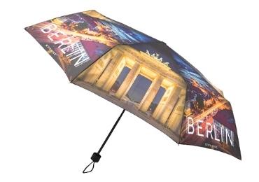 custom Berlin Souvenir Umbrella wholesale manufacturer and supplier in China