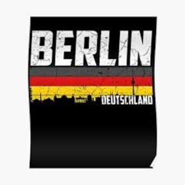 custom Berlin Wall Souvenir Poster wholesale manufacturer and supplier in China