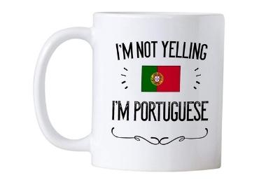 custom Ceramic Portugal Souvenir Mug wholesale manufacturer and supplier in China