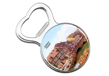 custom Colmar Souvenir Epoxy Opener wholesale manufacturer and supplier in China