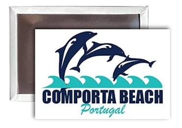 custom Comporta Souvenir Tinplate Magnet wholesale manufacturer and supplier in China