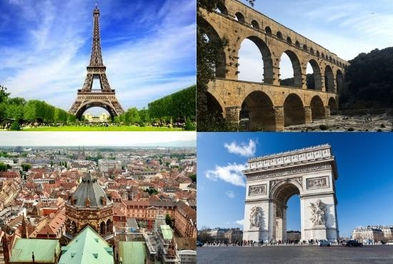 Custom France Souvenirs Wholesale Manufacturer in China