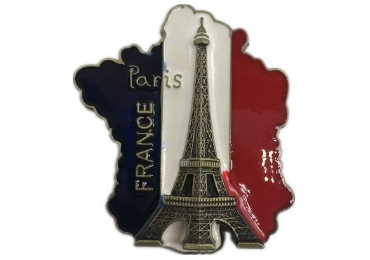 custom Eiffel Tower Souvenir Magnet wholesale manufacturer and supplier in China