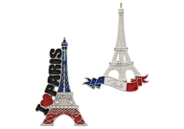 custom Eiffel Tower Souvenir Statue wholesale manufacturer and supplier in China