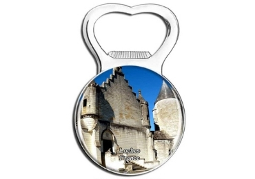 custom France Epoxy Souvenir Opener wholesale manufacturer and supplier in China