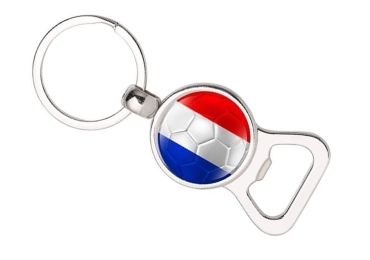 custom France Souvenir Metal Keychain wholesale manufacturer and supplier in China