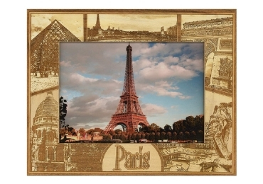 custom France Souvenir Photo Frame wholesale manufacturer and supplier in China
