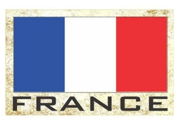 custom France Souvenir Wooden Sign wholesale manufacturer and supplier in China