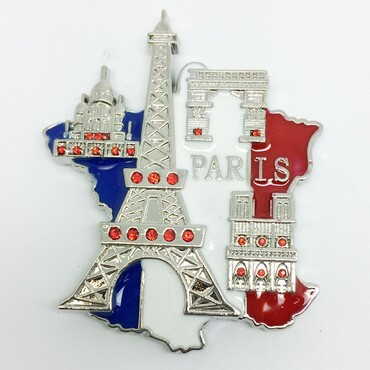 custom France Souvenir wholesale manufacturer and supplier in China