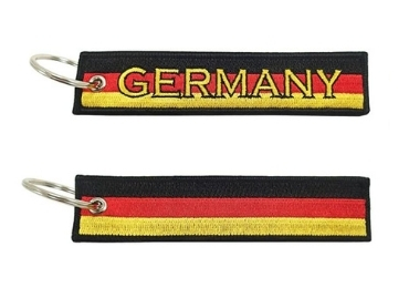 custom Germany Embroidery Souvenir Badge wholesale manufacturer and supplier in China