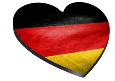 custom Germany Flag Souvenir Coaster wholesale manufacturer and supplier in China